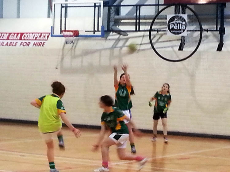 Girls' Goal Pella
